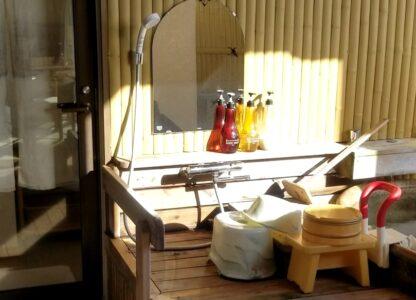 伊豆 稲取東海ホテル湯苑 露天風呂付客室201号室(特別室)温泉レポ_シャワー_シャンプー・コンディショナー・ボディーソープ