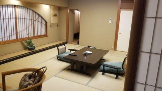 伊豆 稲取東海ホテル湯苑201号室【特別室】_和室2